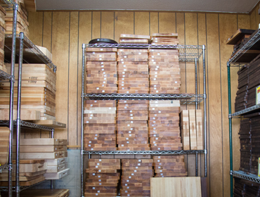 John Boos Showroom & Outlet - Wood Cutting Boards